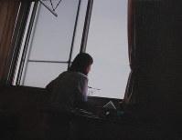 入院中、高橋貴久男さんが撮影した写真=高橋さん提供