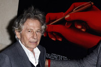 In this Oct. 30, 3017 file photo director Roman Polanski poses a photo prior to the screening of