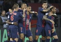 PSGはムバッペのハットトリックでモナコに快勝 [写真]=Getty Images