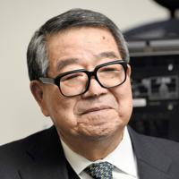 高木剛・元連合会長=内藤絵美撮影