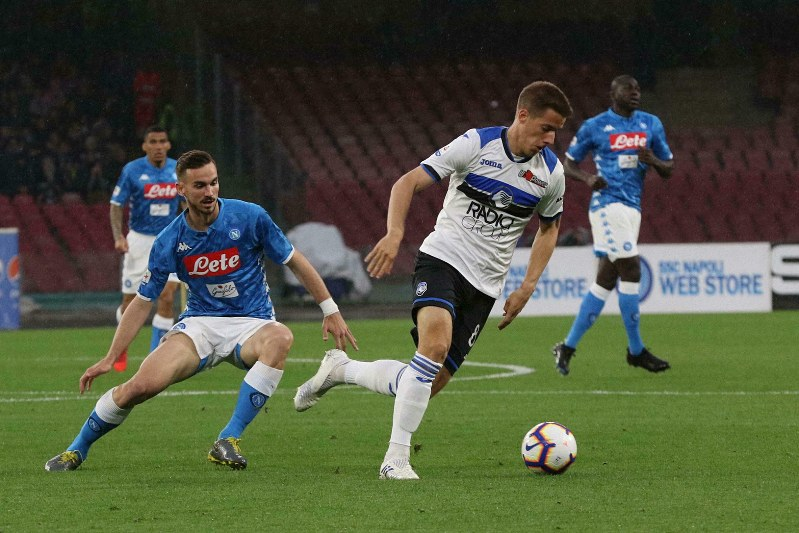 Serie A: Atalanta into Champions League contention with win