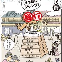 「伊勢丹三越ジャンプ」老舗百貨店同士の統合で一躍業界首位へ=平成19(2007)年7月28日掲載
