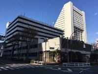 The Nakano Ward Office in Tokyo is seen in this May 2019 file photo. (Mainichi/Masaaki Shimano)