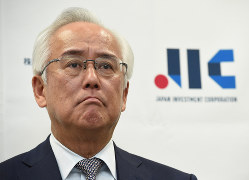 田中正明 産業革新投資機構(JIC)元取締役