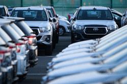 日本の自動車産業に与える影響は計り知れない(Bloomberg)