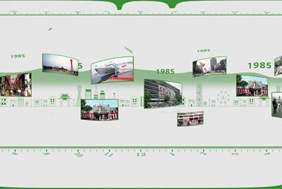 神戸市とKDDIが共同開発した「あなたが伝える阪神・淡路大震災-復興VR」のイメージ=KDDI提供