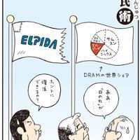 「エルピーダ」DRAM世界シェア3位のエルピーダメモリが会社更生法の適用を申請=平成24(2012)年3月3日掲載