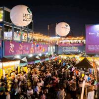 ザ・ブースが昨年5月に開催した「ビール週間ソウル」のイベントには、6日間で2万6000人が参加した=ザ・ブース提供