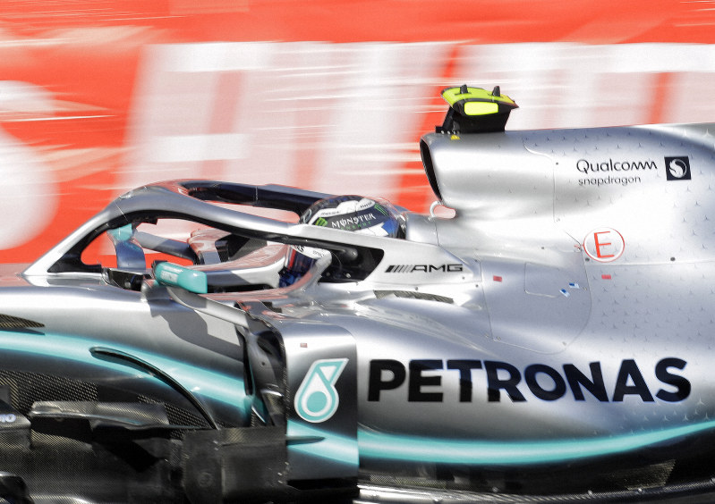 F1: Mercedes harmony as Bottas, Hamilton finish 1-2 in Baku - The