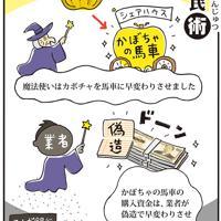 「かぼちゃの馬車」東京地裁がシェアハウス運営会社の民事再生法適用申請を棄却=平成30(2018)5月26日掲載