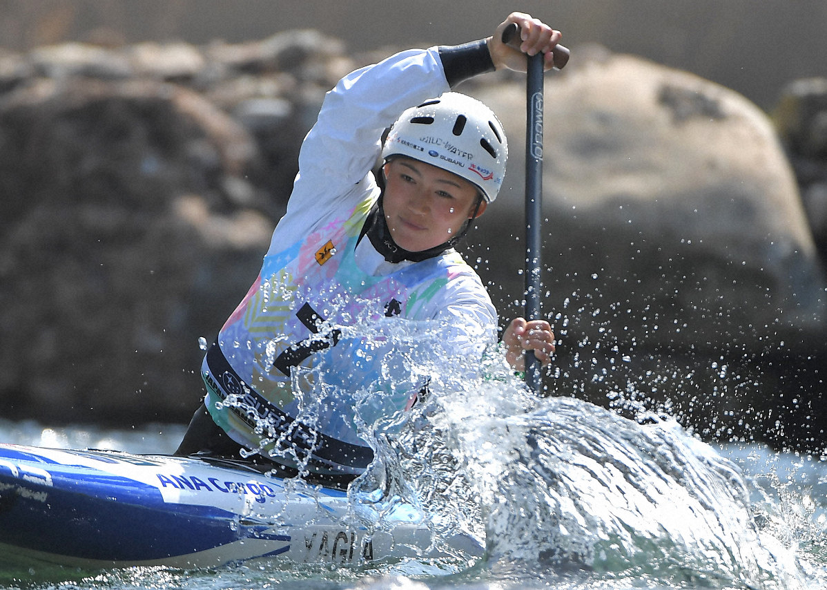 オリンピックのカヌー競技・男子メダリスト一覧