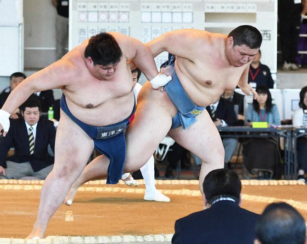日体大6年ぶり4回目V アマ相撲宇佐大会 - 毎日新聞
