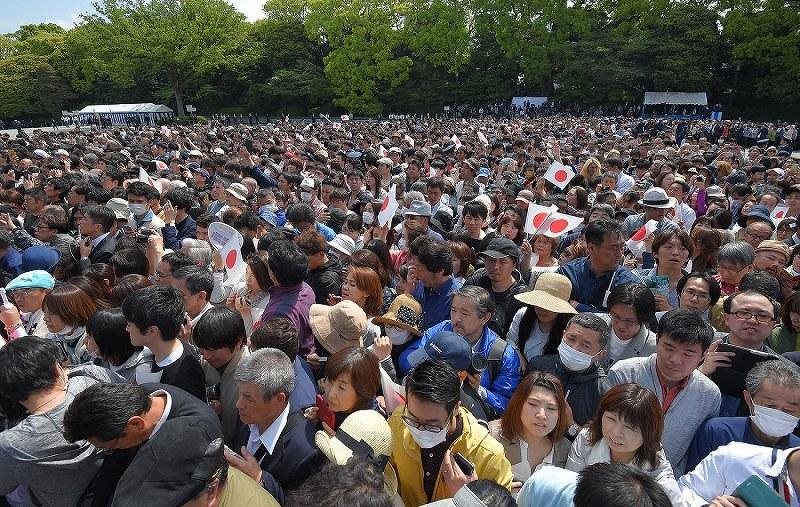 Risultati immagini per emperor naruhito 4 may
