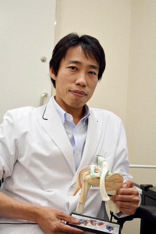 整形外科医の守重昌彦さん