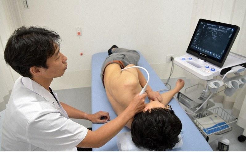 肩や膝の痛みにはさまざまな原因があり、それに合わせた治療法があります