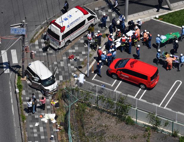 【大津事故】運転の女2人を現行犯逮捕