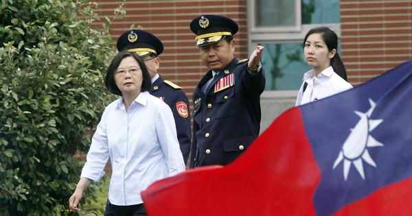 Taiwan passes laws to make Chinese spying punishable by death - The Mainichi