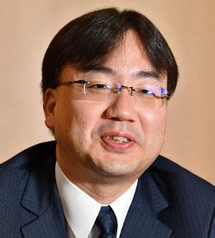 古川俊太郎 任天堂社長