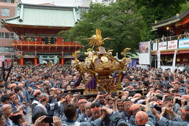 エンタメノート:週末は神田祭へ 今年はバンドリ、ヒロアカ、ごちうさ ...