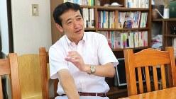一般社団法人てんてん代表の井上佳洋さん=櫻田弘文さん提供