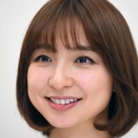 元AKB48の篠田麻里子さん(お相手は一般男性)=2019年1月19日、藤井太郎撮影