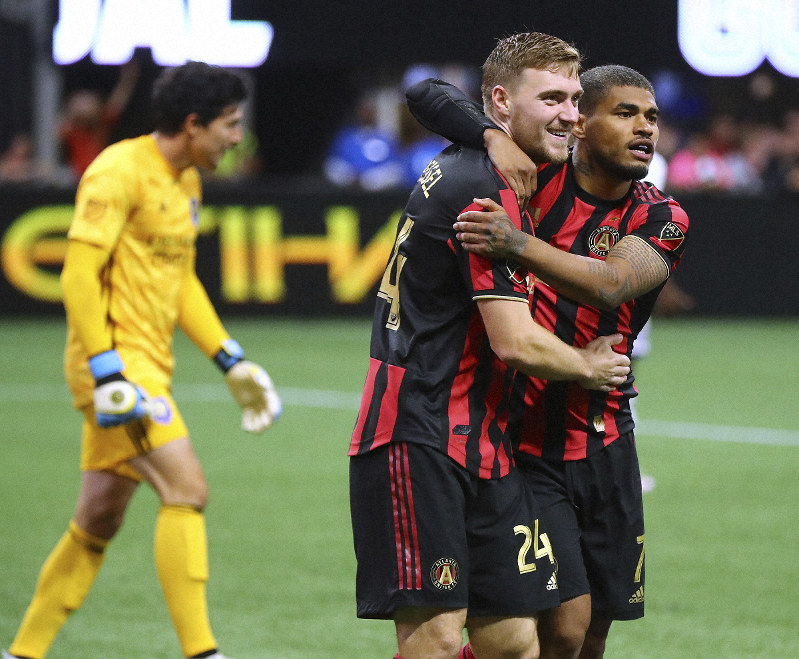 the latest 80579 7cf13 MLS: Atlanta United beats Orlando City 1-0 for 4th straight ...