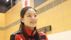 近代五種とフェンシング・エペで東京五輪を目指す才藤歩夢選手=2019年4月19日、川村彰撮影