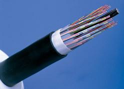 光ケーブル(古河電気工業提供)