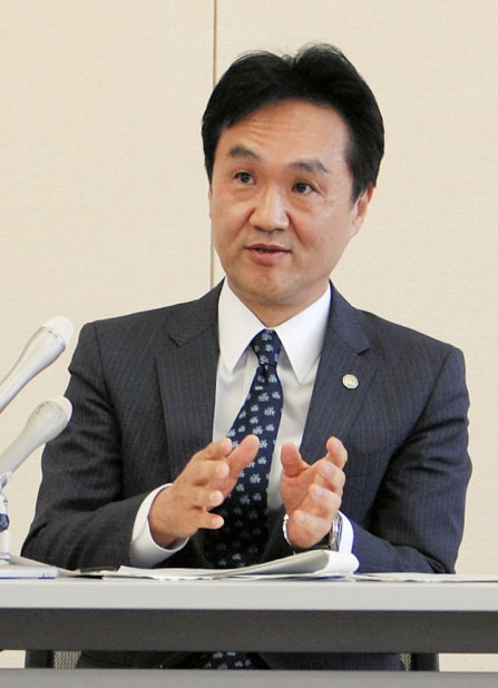 函館地裁:所長が就任会見で抱負「質高い司法を」 /北海道 | 毎日新聞