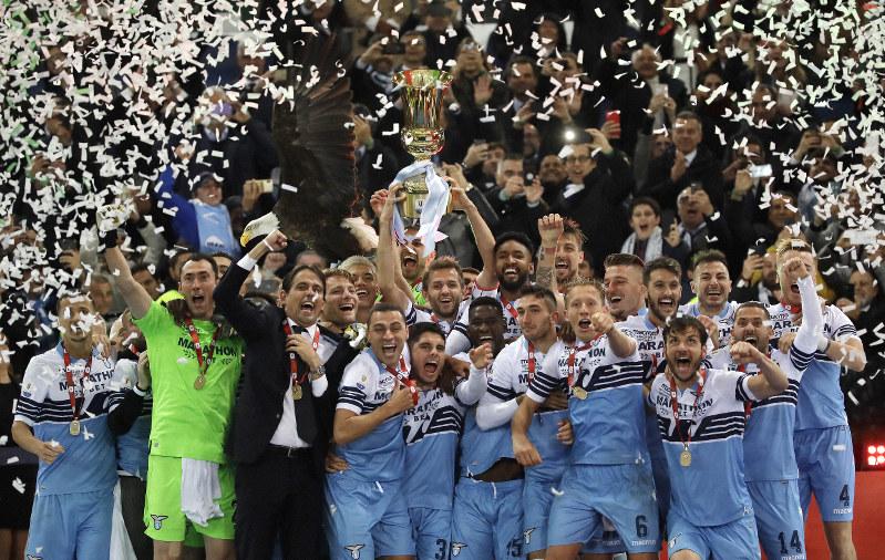 Jawara Coppa Italia Memang Pantas untuk Lazio