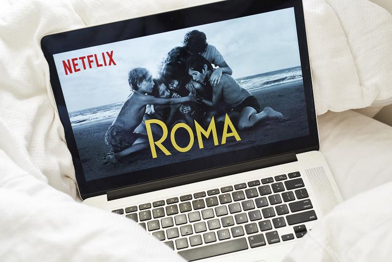 アカデミー賞3部門を受賞した「ローマ」(Bloomberg)