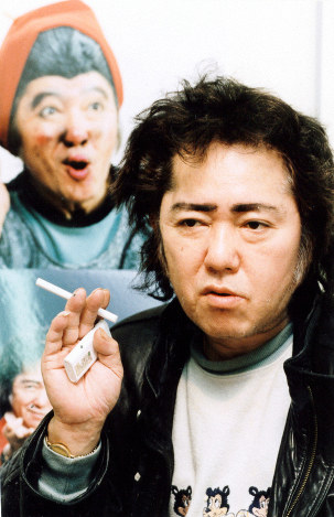 間寛平とともに座長を務めるなど、吉本新喜劇で活躍した木村進さん=1990年撮影