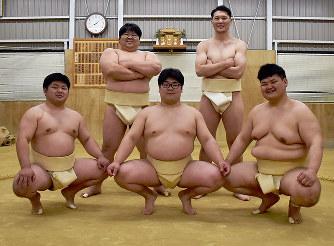 相撲:全国選抜大学・実業団対抗...