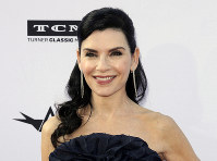 This June 7, 2018 file photo shows Julianna Margulies at the 46th AFI Life Achievement Award Honoring George Clooney in Los Angeles. (Photo by Willy Sanjuan/Invision/AP)
