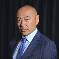 高橋克実さん=東京都渋谷区で2019年4月16日、渡部直樹撮影