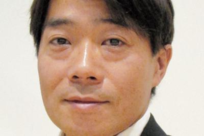 吉田晃さん=東京都港区で2019年5月17日、屋代尚則撮影