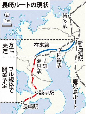 どうなる九州新幹線「長崎ルート」 フル規格巡り佐賀県が猛反発アクセスランキング編集部のオススメ記事