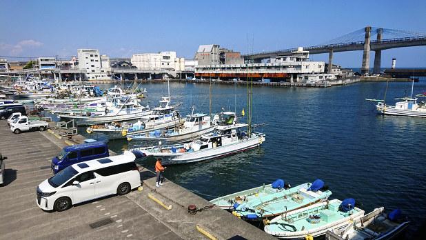 小田原 漁港