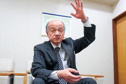 永瀬孝・大沼社長