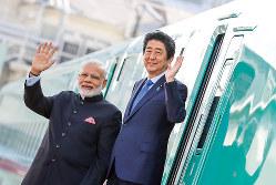 新幹線計画頓挫は日本にも痛手(Bloomberg)