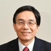 戴正呉社長=堺市堺区で2017年3月14日、川平愛撮影