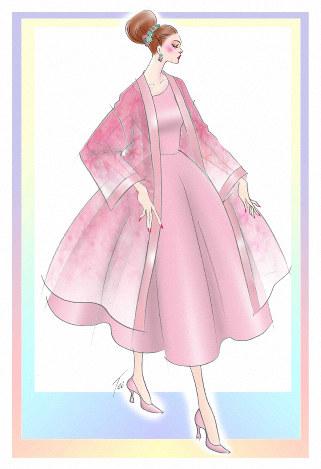 大学倶楽部共立女子大金沢城で芸術と科学の融合シンポ ドレスの