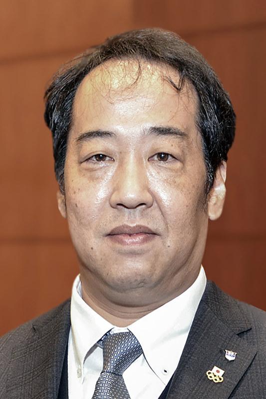 日本ボクシング連盟の内田貞信会長