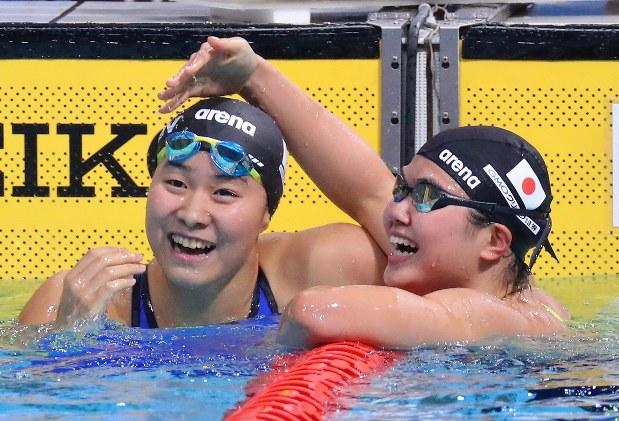 ジャパン オープン 水泳