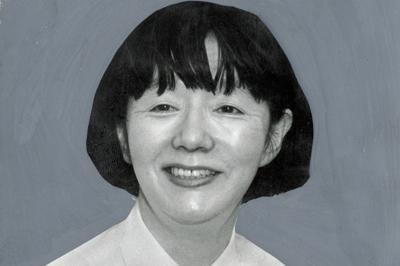 元TBSテレビディレクターの吉永春子さん(1982年6月23日付「毎日新聞」夕刊から)