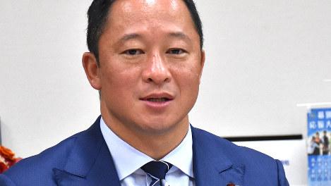 和田義明氏=須藤孝撮影