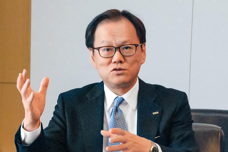 坂井辰史みずほフィナンシャルグループ社長