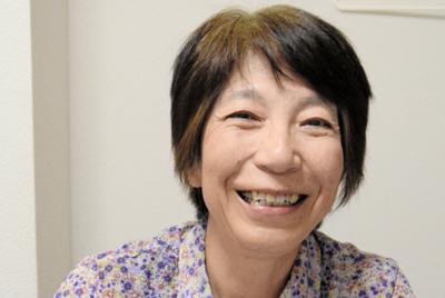 蝦名由紀子さん