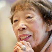 田辺聖子さん 91歳=作家、文化勲章受章者(6月6日死去)