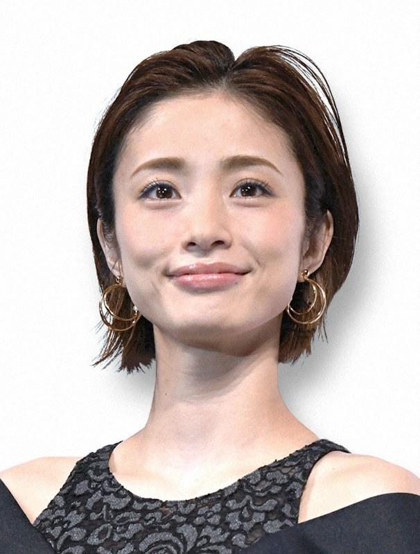 上戸彩さん第2子妊娠 7月に出産予定 HIROさん発表 , 毎日新聞